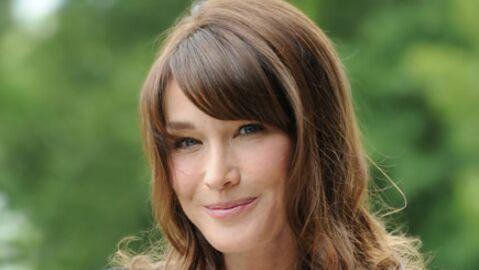 Carla Bruni: conseils pour une grossesse épanouie