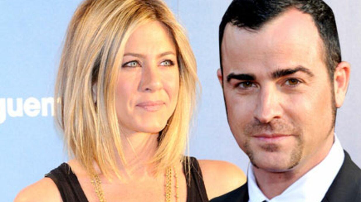 Jennifer Aniston: la preuve de son histoire avec Justin Theroux
