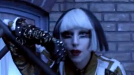 VIDEO Le nouveau clip de Lady Gaga, The Edge of Glory
