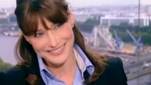 Carla Bruni enceinte: Pal Sarkozy panique, B. Chirac confirme