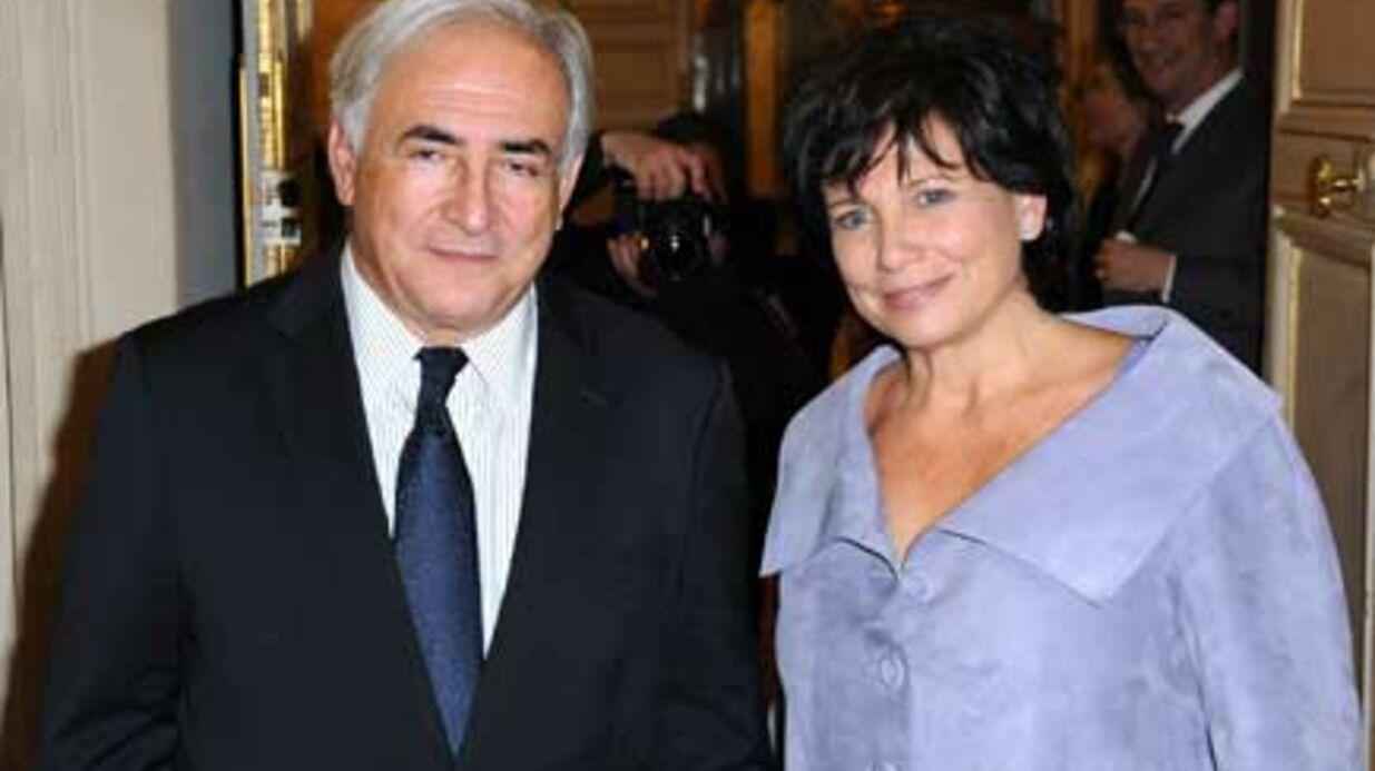 Dominique Strauss-Kahn: le soutien total d'Anne Sinclair