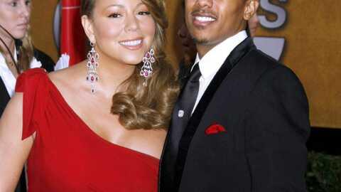 Mariah Carey ramène ses jumeaux à la maison