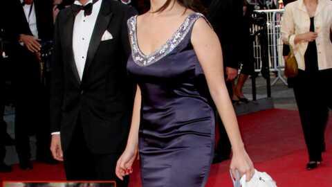 PHOTO Yasmine, la femme d'Eric Besson, sexy à Cannes