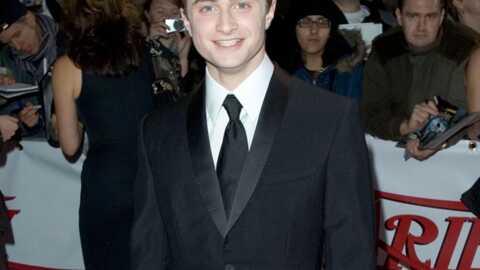 Daniel Radcliffe Harry Clopeur