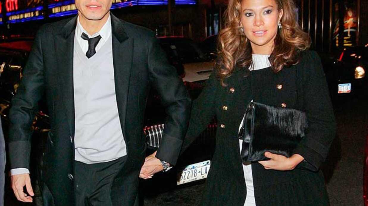 EXCLUSIF! Jennlfer Lopez & Marc Anthony Première sortie