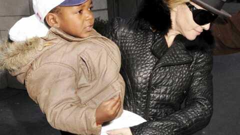 Madonna confirme l'adoption d'un deuxième enfant