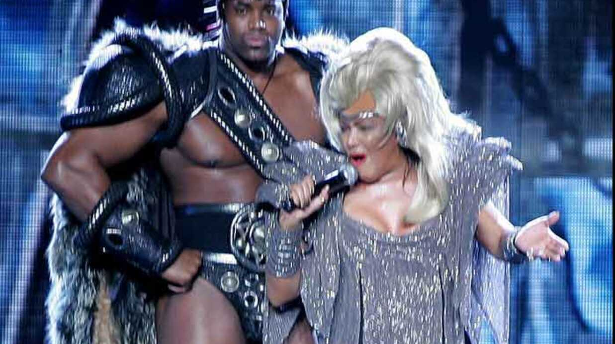 Tina Turner ce soir à Bercy