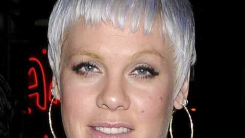 Pink déteste sa nouvelle coiffure