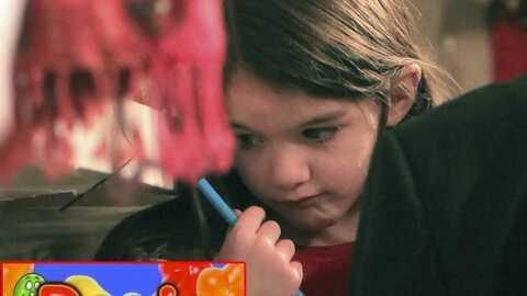 Suri Cruise choisit des bonbons lubriques