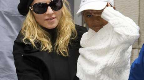 Madonna lance un appel aux dons pour construire une école