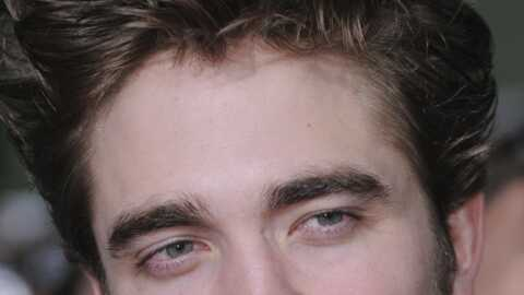Robert Pattinson : élu homme le plus sexy