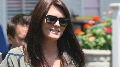 L'ex de Jude Law, Samantha Burke exploite son bébé