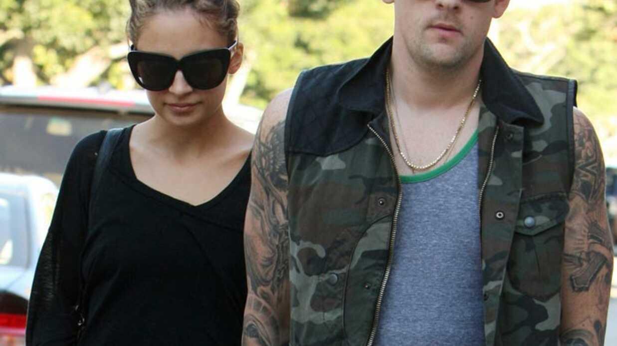 Nicole Richie et Joel Madden: tous les détails de leur mariage