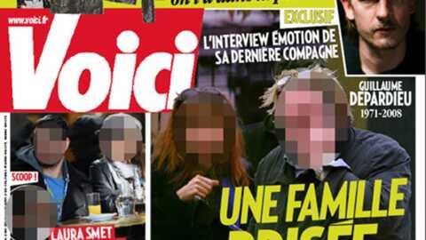 Guillaume Depardieu à l'honneur dans Voici