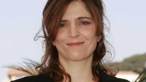 Agnès Jaoui vient d'adopter deux enfants