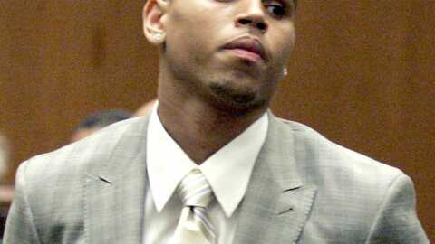 Chris Brown a débuté ses travaux d'intérêt général