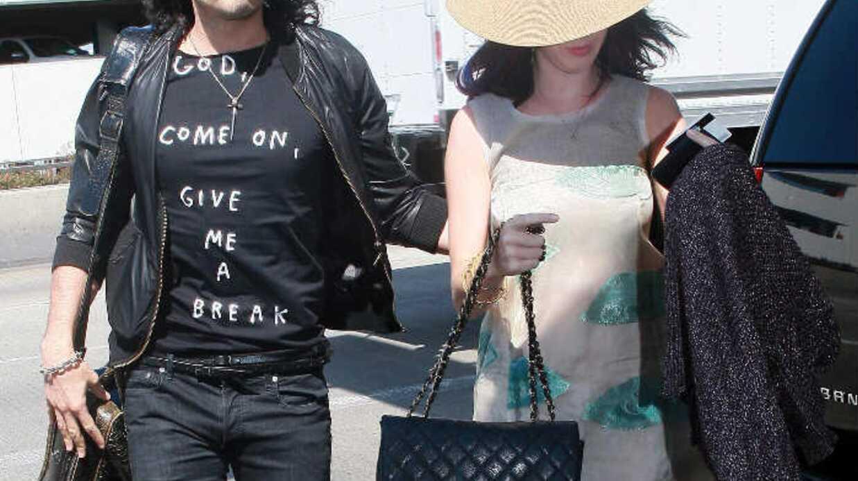 Russell Brand, le compagnon de Katy Perry, a été arrêté après une dispute