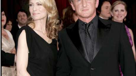 Sean Penn et Robin Wright: pas divorcés mais séparés