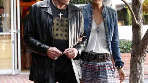 Johnny Hallyday et Laeticia: retour à Paris?