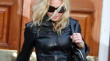 Madonna: à l'hôpital après une chute de cheval