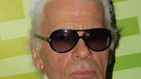 Karl Lagerfeld tourne un court-métrage à Saint-Tropez