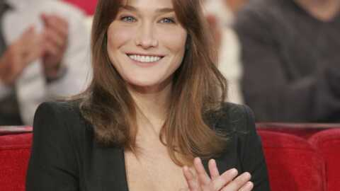 Carla Bruni: le sac Pardon lui rapporte 40 000 euros