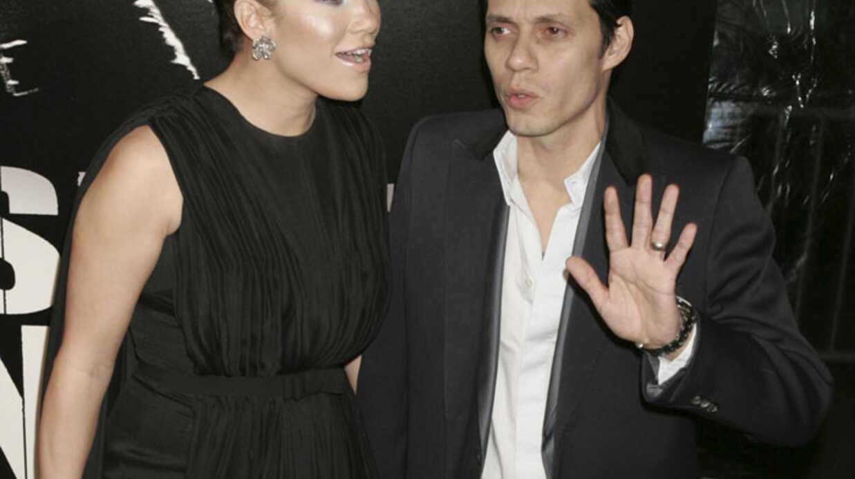Jennifer Lopez: divorce d'avec Marc Anthony?