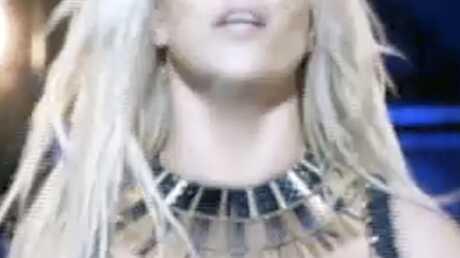 VIDEO Britney Spears: le clip de Hold it against me