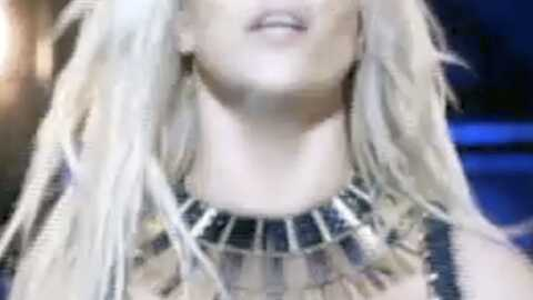 VIDEO Britney Spears : le clip de Hold it against me