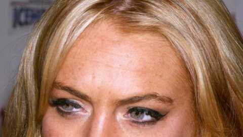 Lindsay Lohan La malheureuse gagnante est…