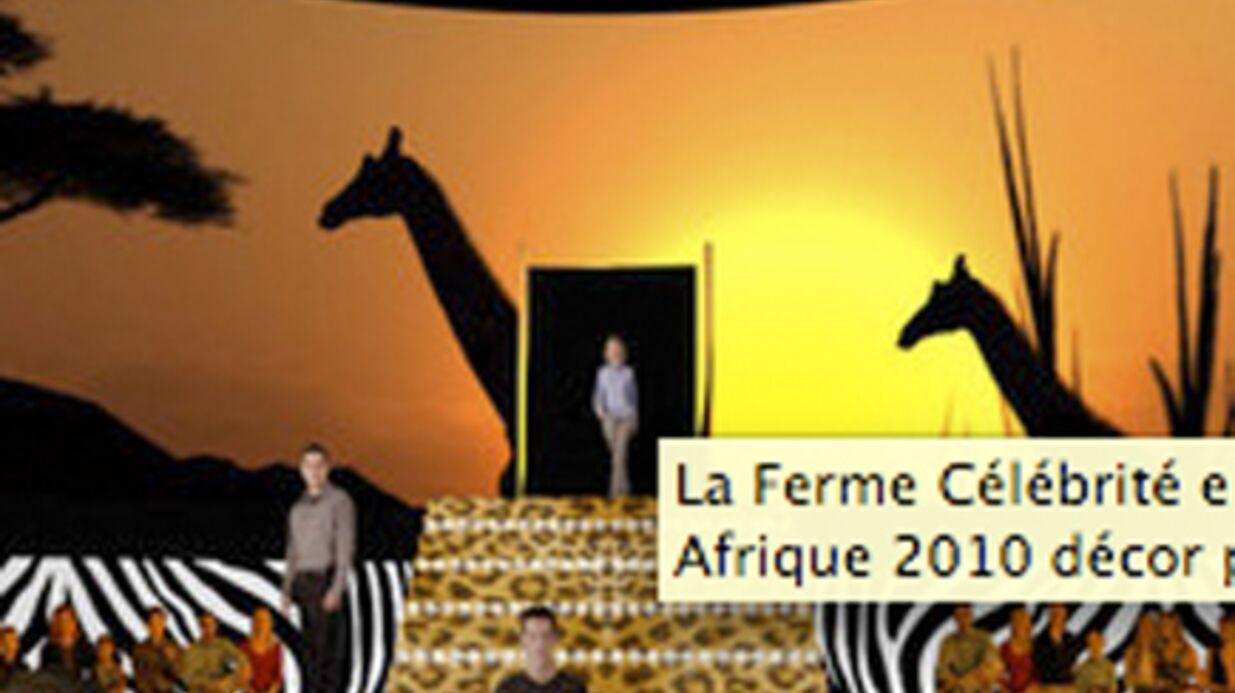La Ferme Célébrités 3: le rideau est levé sur le décor