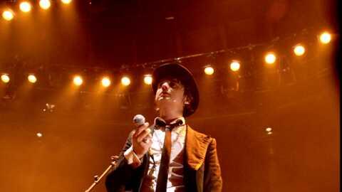 Pete Doherty à la Flèche d'or: quelques conseils aux fans