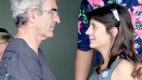 Estelle Denis Demandée en mariage en direct!