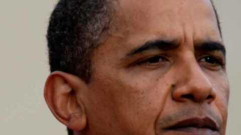 Barack Obama: La fontaine de Mars lui dit merci!