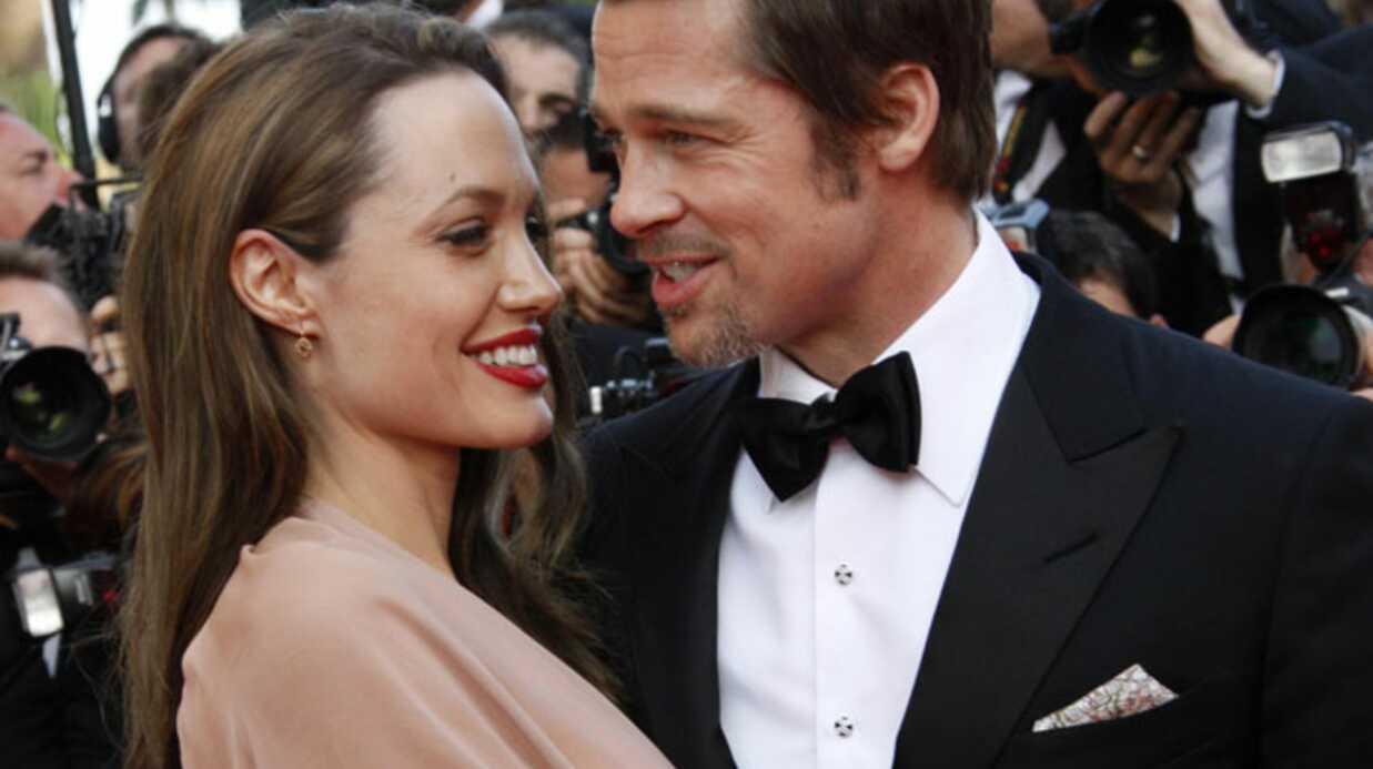 Angelina Jolie et Brad Pitt: un million de dollars pour les réfugiés
