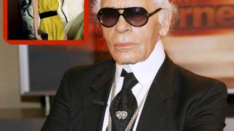Karl Lagerfeld critique Audrey Tautou