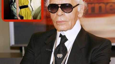 Karl Lagerfeld s'en prend encore à Audrey Tautou