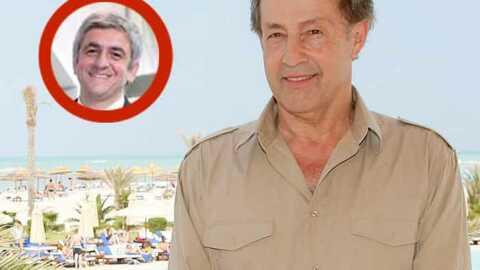 EXCLU: Hervé Morin s'implique avec Gérard Klein dans l'humanitaire