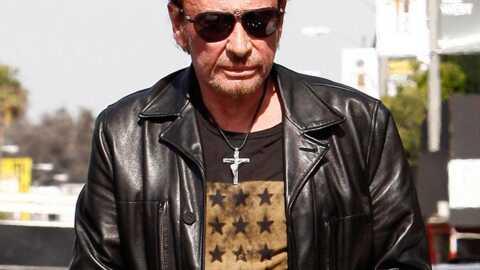 Johnny Hallyday de retour en France vendredi