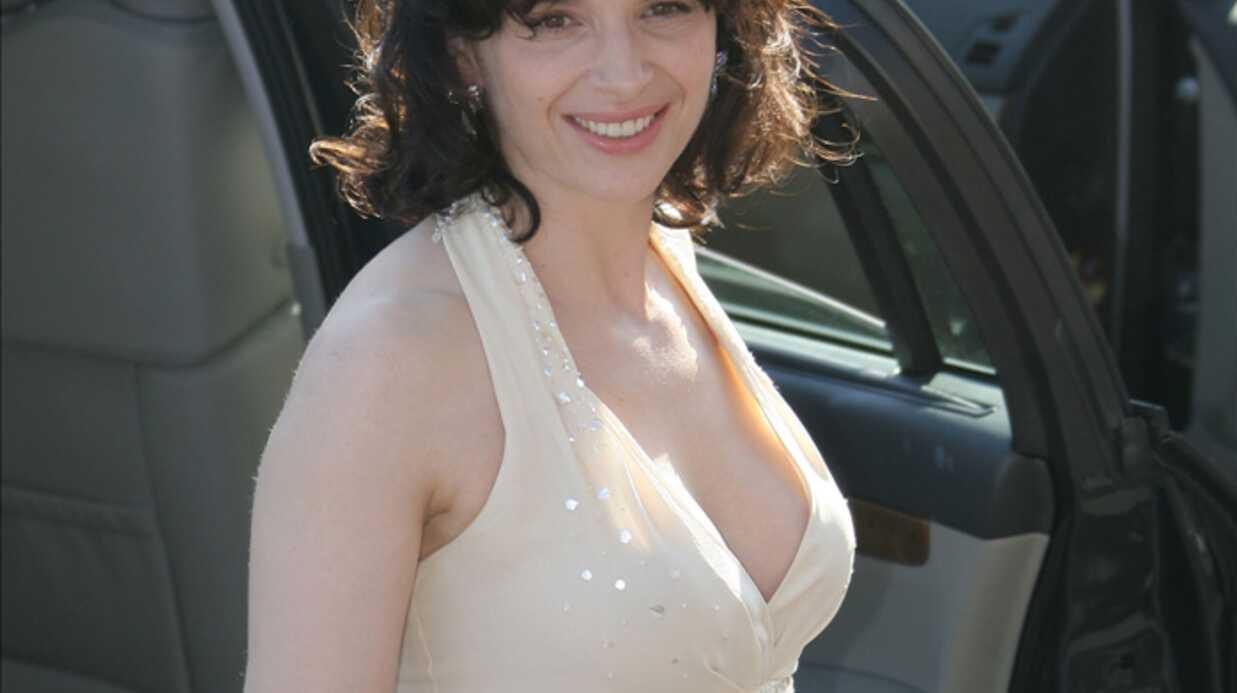 Juliette Binoche en compétition à Cannes