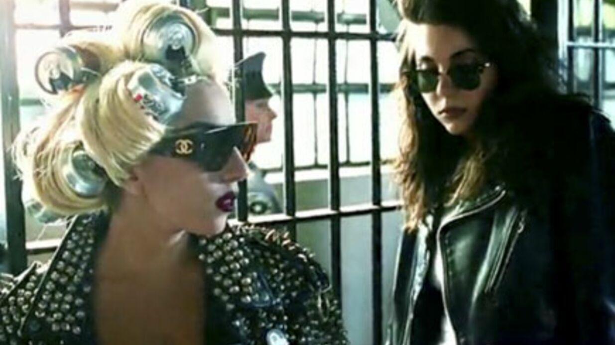 Lady Gaga: sa soeur Natali apparaît dans le clip Telephone