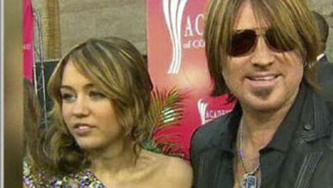 Miley Cyrus: son père ne divorce plus