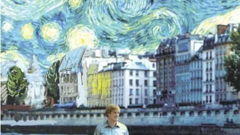 Woody Allen: l'affiche de son film avec Carla Bruni