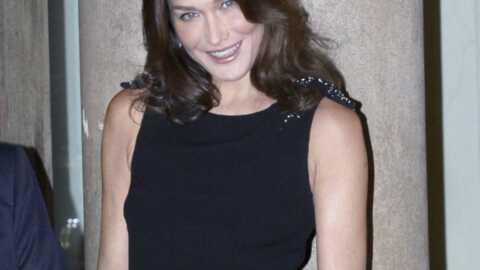 Carla Bruni fait la promo de la France au Qatar