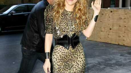 look-shakira-folle-de-l-imprime-leopard