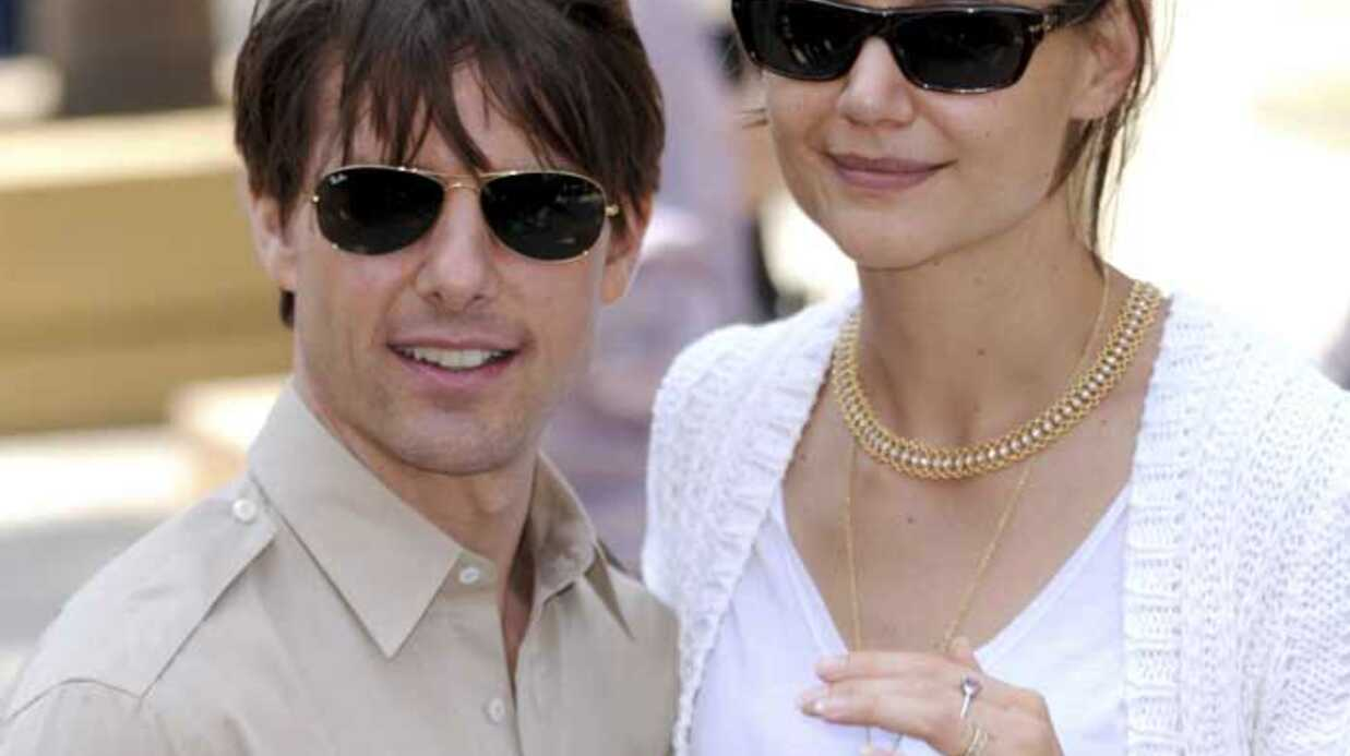 Tom Cruise contre Katie Holmes… dans Mission impossible