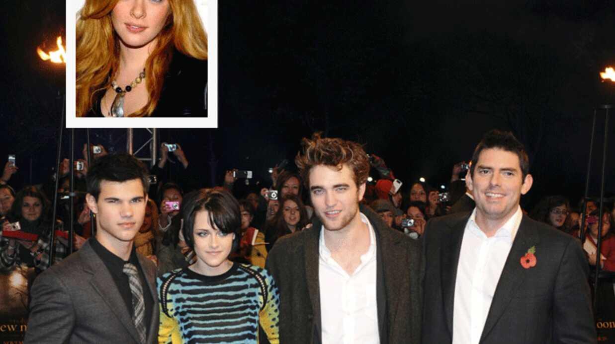 Twilight Tentation: Rachel Lefevre virée d'Eclipse