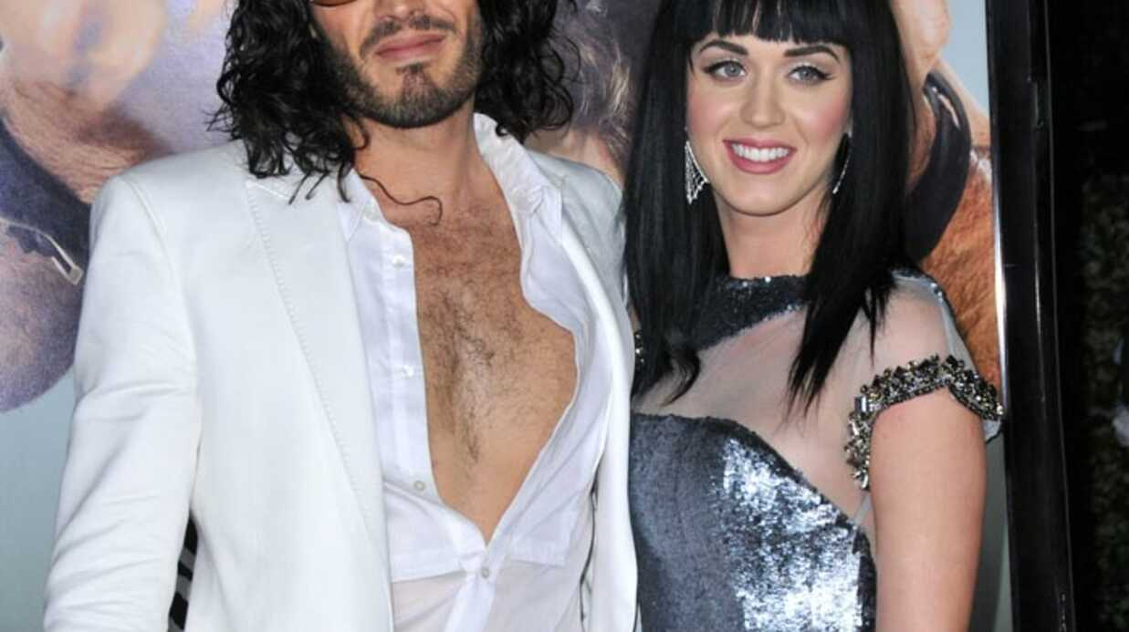 Katy Perry et Russell Brand: mariés le week-end prochain?