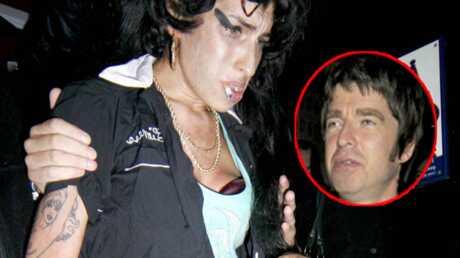 Amy Winehouse: Noel Gallagher, d'Oasis, lui prédit une mort précoce