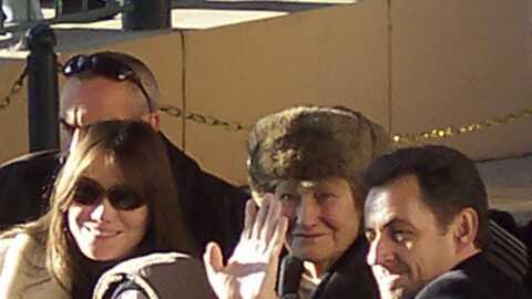 Sarkozy et Carla Bruni Et si c'était sérieux?